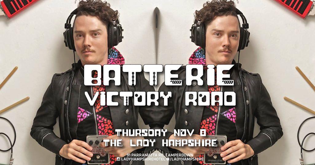 Batterie : Vic Road Lady Hamshire poster