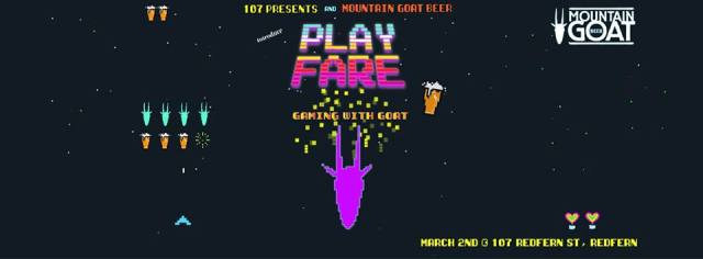 Play Fare-107Projects-Poster